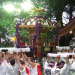 検見川神社大祭 例祭並びに神幸祭 初日