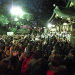 検見川神社節分祭のご案内